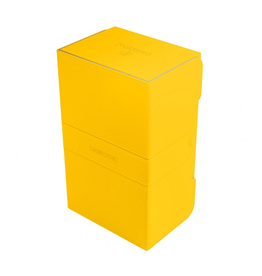 Gamegenic Gamegenic: Deck Box - Stronghold 200+ - Yellow