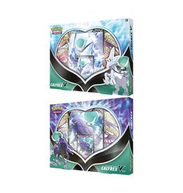 Pokemon Pokemon: Ice Rider / Shadow Rider Calyrex V Box