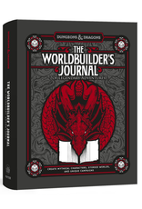 Dungeons & Dragons Dungeons & Dragons: 5th Edition - The Worldbuilder's Journal