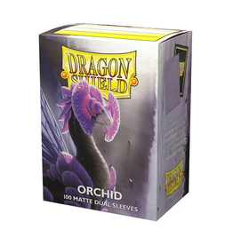 Dragon Shield Dragon Shield: Sleeves - Standard - Dual Matte - Orchid