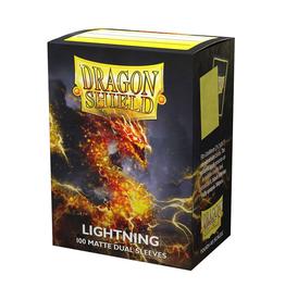 Dragon Shield Dragon Shield: Sleeves - Standard - Dual Matte - Lightning
