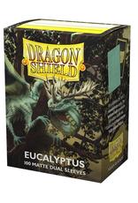 Dragon Shield Dragon Shield: Sleeves - Standard - Dual Matte - Eucalyptus