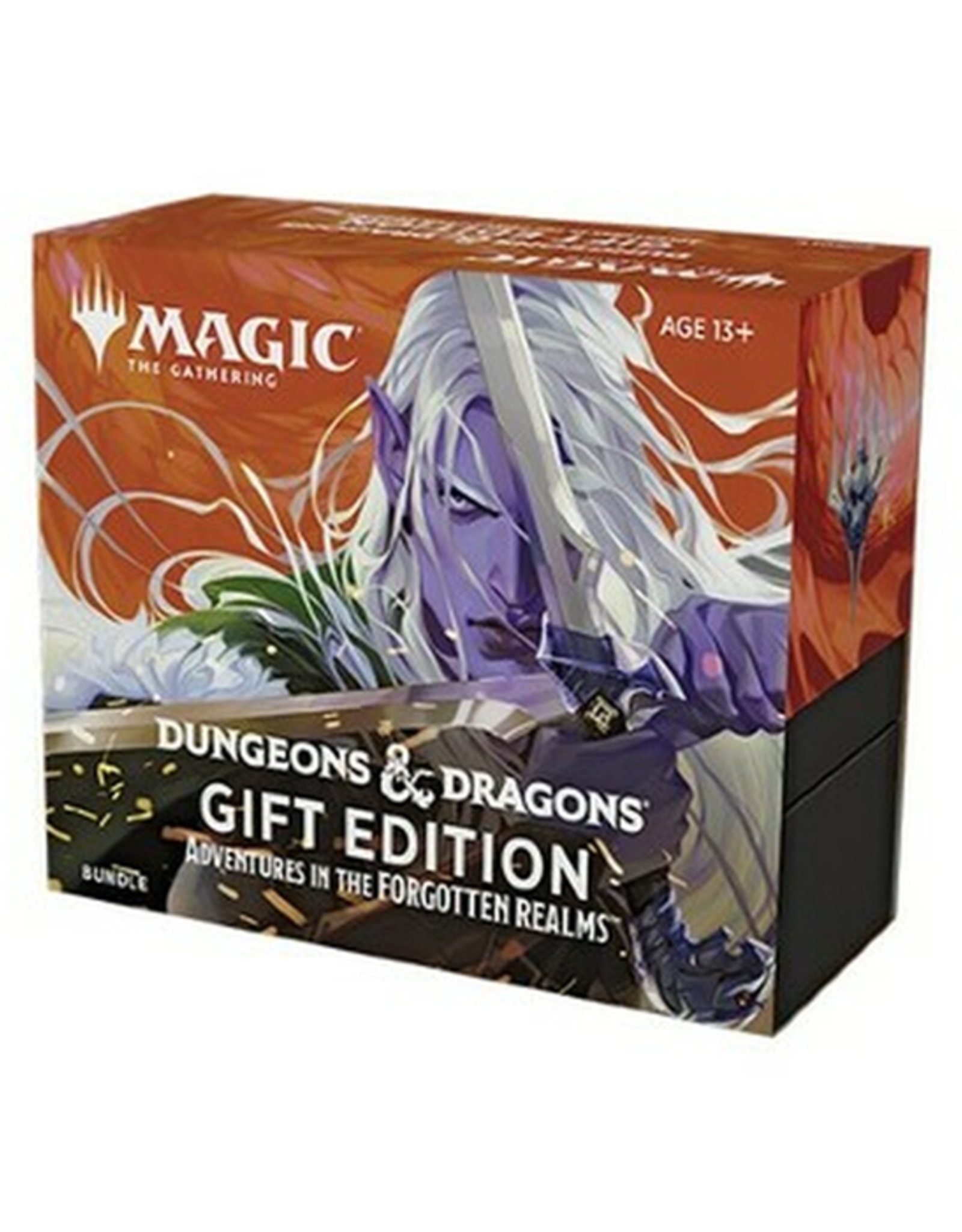 Magic: The Gathering Magic: The Gathering - Adventures in the Forgotten Realms - Bundle - Gift Edition