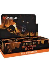 Magic: The Gathering Magic: The Gathering - Innistrad: Midnight Hunt - Set Booster Box