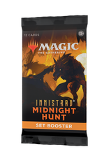 Magic: The Gathering Magic: The Gathering - Innistrad: Midnight Hunt - Set Booster Pack