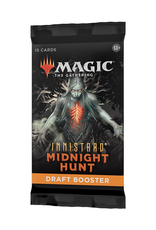 Magic: The Gathering Magic: The Gathering - Innistrad: Midnight Hunt - Draft Booster Pack