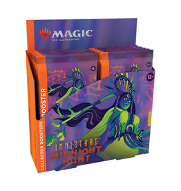Magic: The Gathering Magic: The Gathering - Innistrad: Midnight Hunt - Collector Booster Box