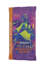 Magic: The Gathering Magic: The Gathering - Innistrad: Midnight Hunt - Collector Booster Pack