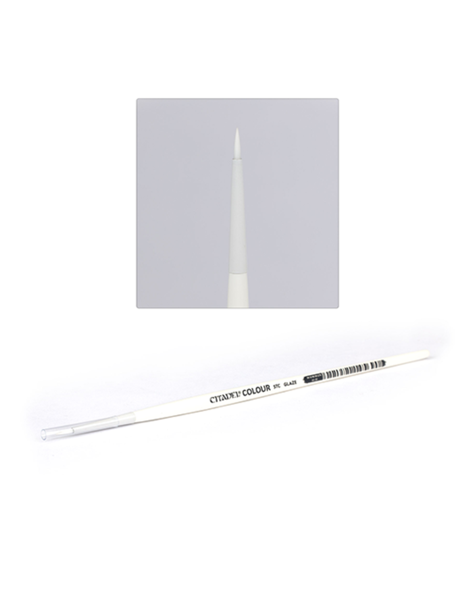 Citadel Citadel: Paint Brush - Synthetic - Glaze - Small