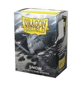 Dragon Shield Dragon Shield: Sleeves - Standard - Dual Matte - Snow