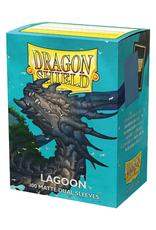 Dragon Shield Dragon Shield: Sleeves - Standard - Dual Matte - Lagoon