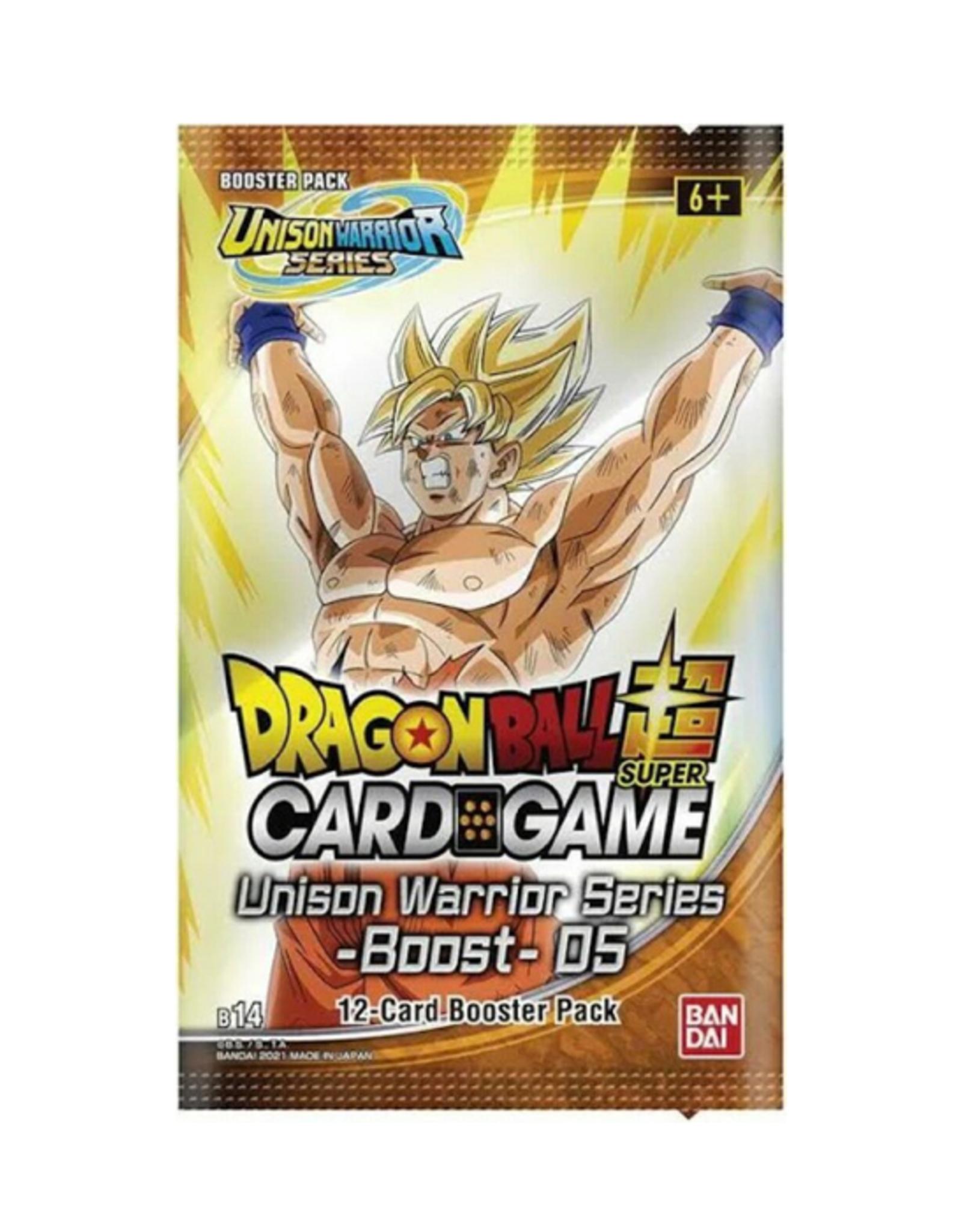 Bandai Dragon Ball Super: The Card Game - Cross Spirits - Booster Pack