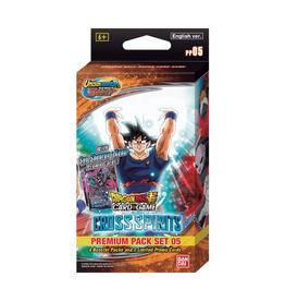 Bandai Dragon Ball Super: The Card Game - Cross Spirits - Premium Pack