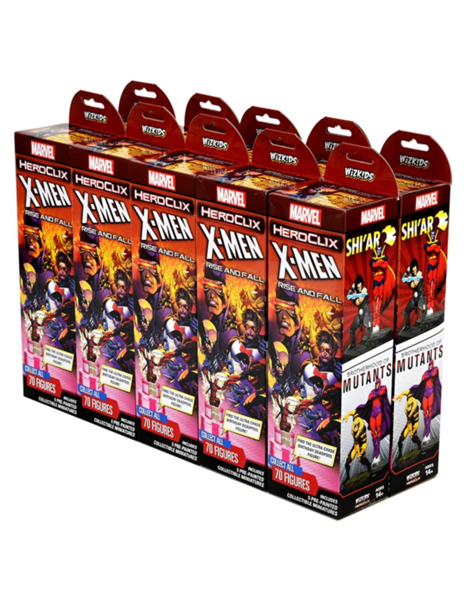 HeroClix HeroClix: X-Men - Rise & Fall - Booster Brick