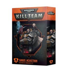 Games Workshop Warhammer 40K: Kill Team - Deathwatch - Commander - Gaius Acastian