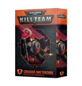 Games Workshop Warhammer 40K: Kill Team - Genestealer Cults - Commander - Crasker Matterzhek