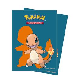 Ultra Pro Ultra Pro: Sleeves - Standard - Pokemon - Charmander (65)