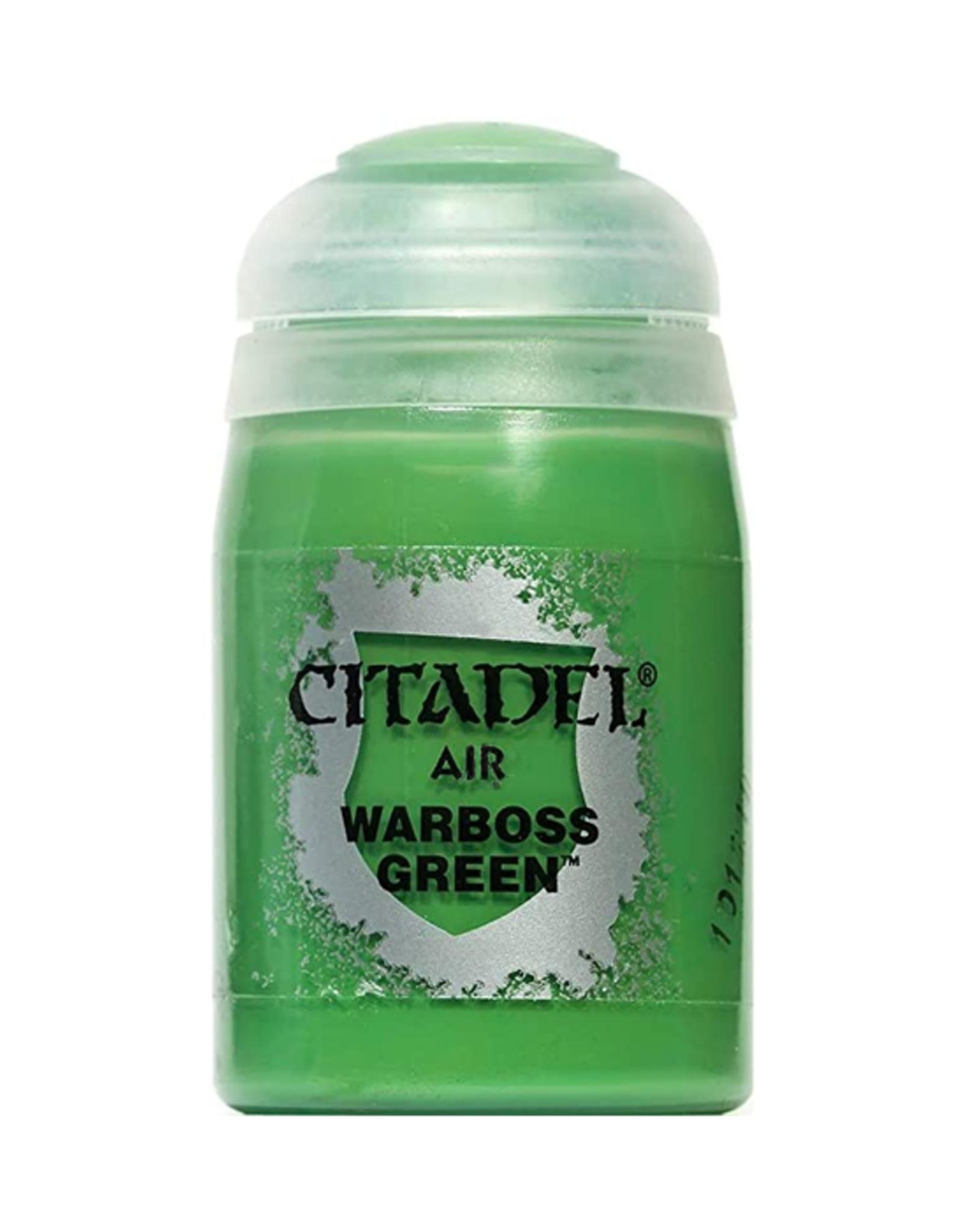 Citadel Citadel Colour: Air - Warboss Green