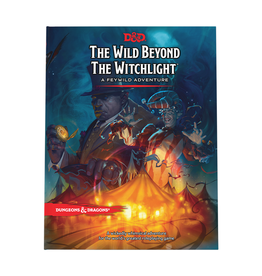 Dungeons & Dragons Dungeons & Dragons: 5th Edition - The Wild Beyond the Witchlight