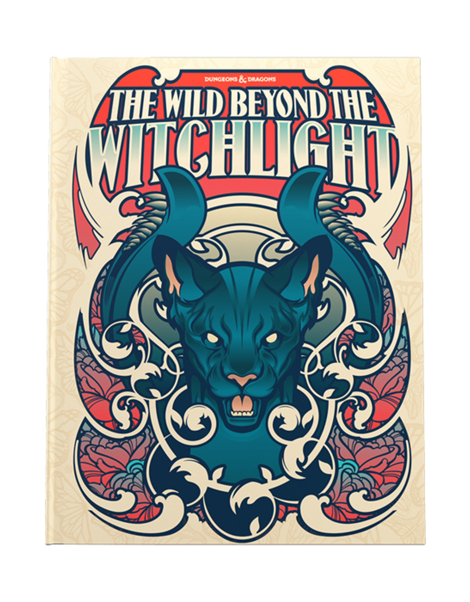 Dungeons & Dragons Dungeons & Dragons: 5th Edition - The Wild Beyond the Witchlight - Alternate Art Cover