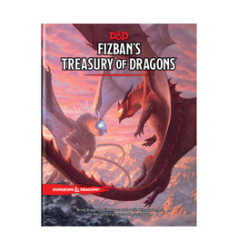 Dungeons & Dragons Dungeons & Dragons: 5th Edition - Fizban's Treasury of Dragons