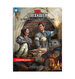 Dungeons & Dragons Dungeons & Dragons: 5th Edition - Strixhaven: A Curriculum of Chaos
