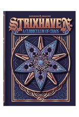 Dungeons & Dragons Dungeons & Dragons: 5th Edition - Strixhaven: A Curriculum of Chaos - Alternate Art Cover