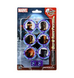 HeroClix HeroClix: X-Men - Rise & Fall - Dice & Token Pack