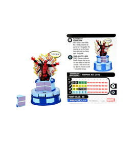 HeroClix HeroClix: X-Men - Rise & Fall - Play at Home Kit