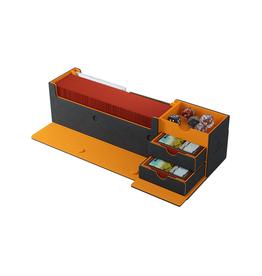 Gamegenic Gamegenic: Deck Box - Cards' Lair 400+ - Black / Orange