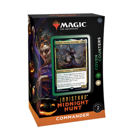 Magic: The Gathering Magic: The Gathering - Innistrad: Midnight Hunt - Commander Deck - Coven Counters