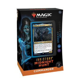 Magic: The Gathering Magic: The Gathering - Innistrad: Midnight Hunt - Commander Deck - Undead Unleashed