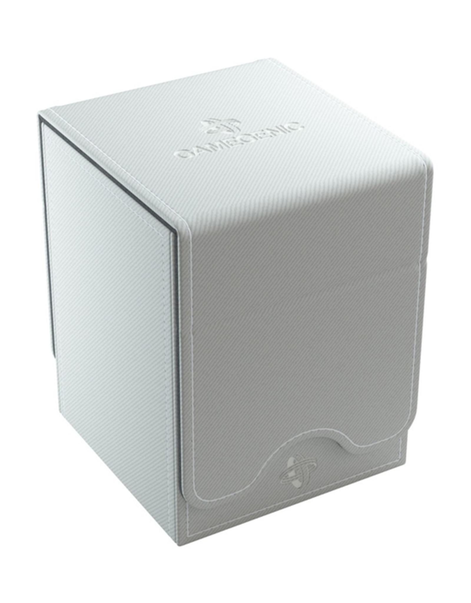 Gamegenic Gamegenic: Deck Box - Squire 100+ - White