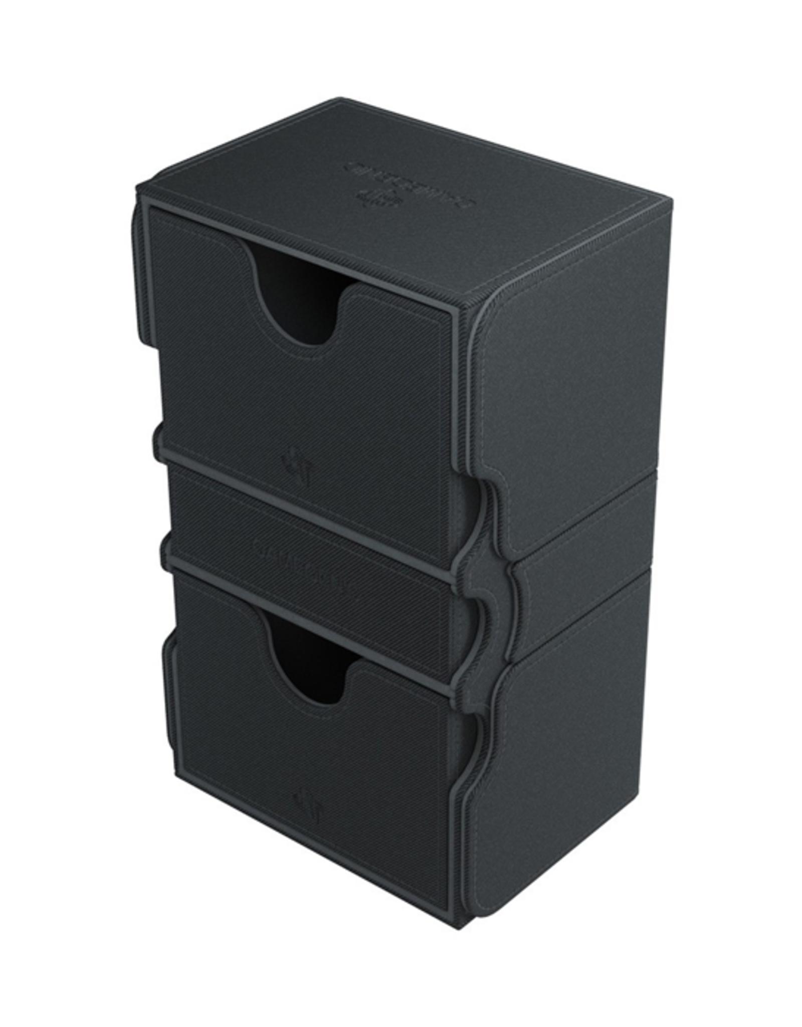 Gamegenic Gamegenic: Deck Box - Stronghold 200+ - Black