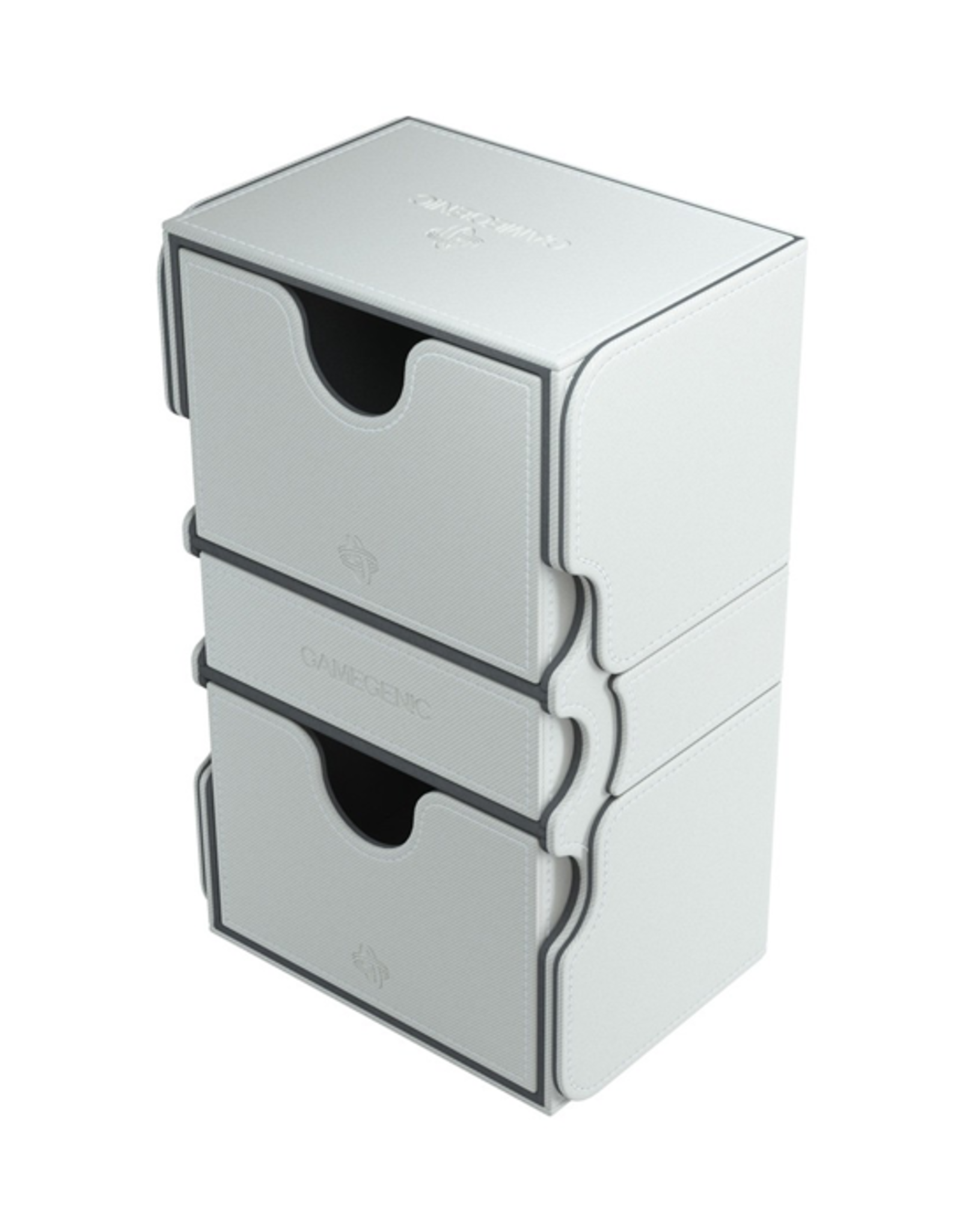 Gamegenic Gamegenic: Deck Box - Stronghold 200+ - White