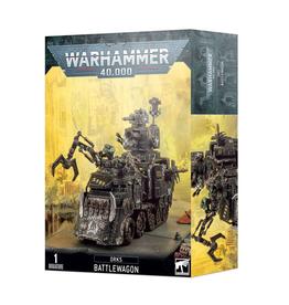 Games Workshop Warhammer 40K: Orks - Battlewagon