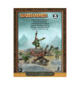 Games Workshop Warhammer: Goblins - Spear Chukka