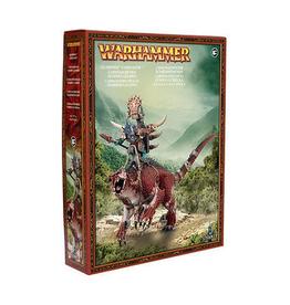 Games Workshop Warhammer: Lizardmen - Carnosaur
