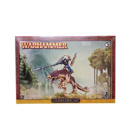 Games Workshop Warhammer: Lizardmen - Kroq Gar