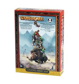 Games Workshop Warhammer: Orc - Savage Orc Great Shaman on War Boar