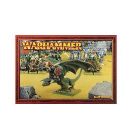 Games Workshop Warhammer: Orc - Warboss on Wyvern