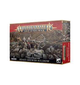 Games Workshop Warhammer: Age of Sigmar - Orruk Warclans - Beast-Skewer Killbow