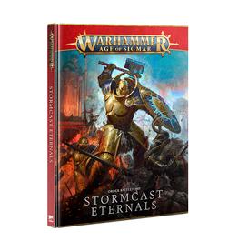Games Workshop Warhammer: Age of Sigmar - Stormcast Eternals - Battletome