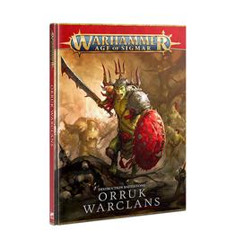 Games Workshop Warhammer: Age of Sigmar - Orruk Warclans - Battletome
