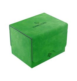 Gamegenic Gamegenic: Deck Box - Sidekick 100+ - Green