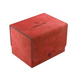 Gamegenic Gamegenic: Deck Box - Sidekick 100+ - Red