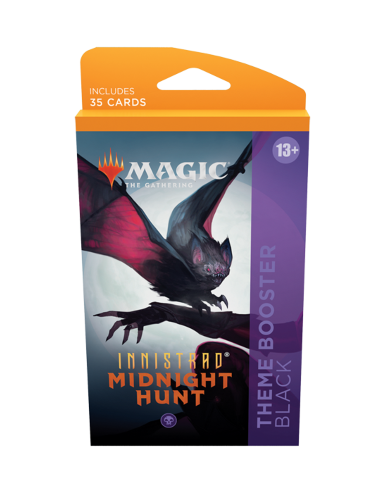 Magic: The Gathering Magic: The Gathering - Innistrad: Midnight Hunt - Theme Booster -