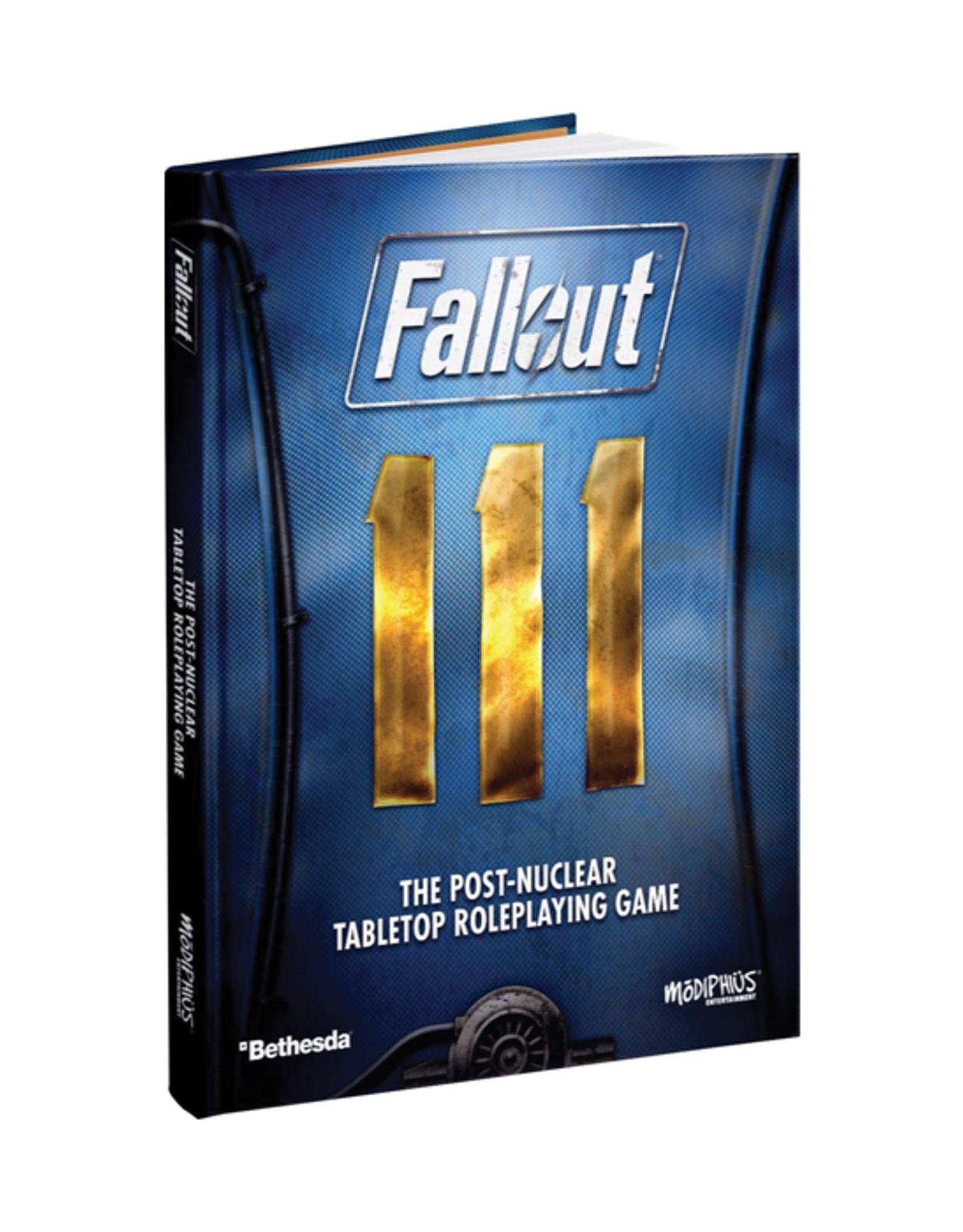 Fallout RPG - Core Rulebook