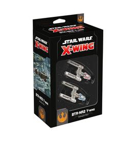 Fantasy Flight Games Star Wars: 2nd Edition - BTA-NR2 Y-wing