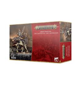 Games Workshop Warhammer: Age of Sigmar - Orruk Warclans - Swampboss Skumdrekk